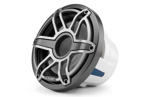 "JL Audio M-Series 10"" Gunmetal Marine Subwoofer Driver - 93637"