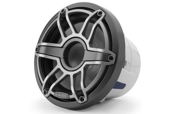 "JL Audio M-Series 8"" Gunmetal Marine Subwoofer Driver - 93619"