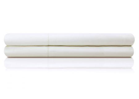 Malouf Woven White King Italian Artisan Sheet Set - MA04KKWHIS