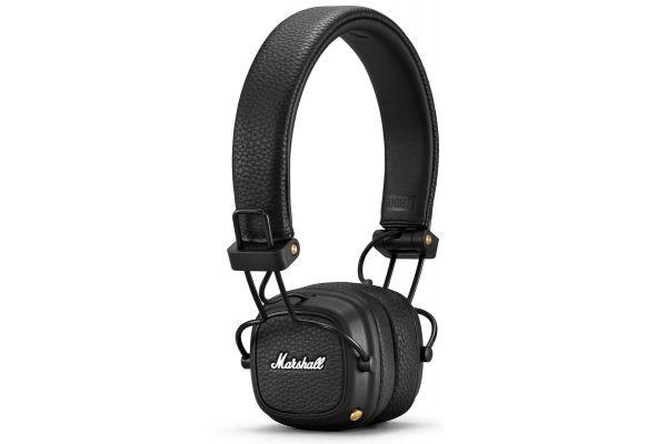 Marshall Major III Black Bluetooth On-Ear Headphones - 4092186