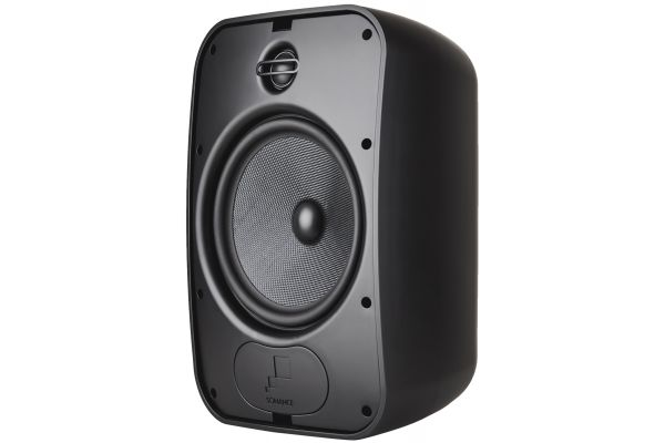 Large image of Sonance Black Mariner 86 Outdoor Speakers (Pair) - 93157
