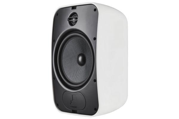 Large image of Sonance White Mariner 86 Outdoor Speakers (Pair) - 93156