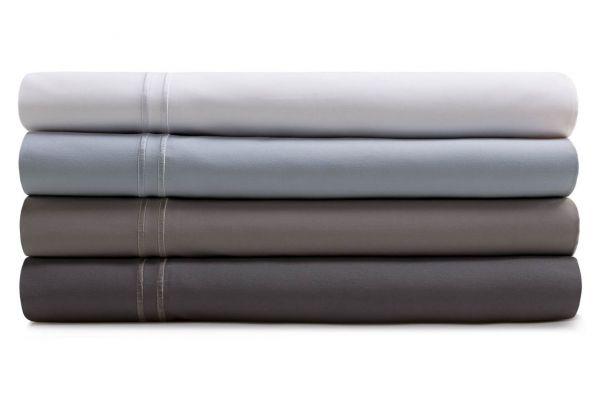 Malouf Woven Smoke King Supima Premium Cotton Sheets - MAS6KKSMSS