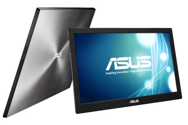 "Large image of Asus 15.6"" Portable USB Monitor - MB168B"