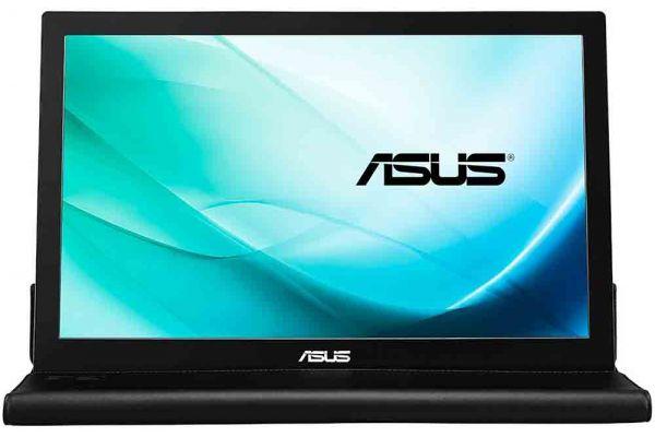 "Asus 15.6"" Black LED Portable Monitor - MB169B"