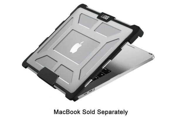"""Urban Armor Gear Plasma Series 15"""" Apple MacBook Pro With Touch Bar Case - MBP15-4G-L-IC"""