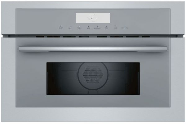 """Thermador 30"""" Masterpiece Series Stainless Steel Speed Oven - MC30WS"""