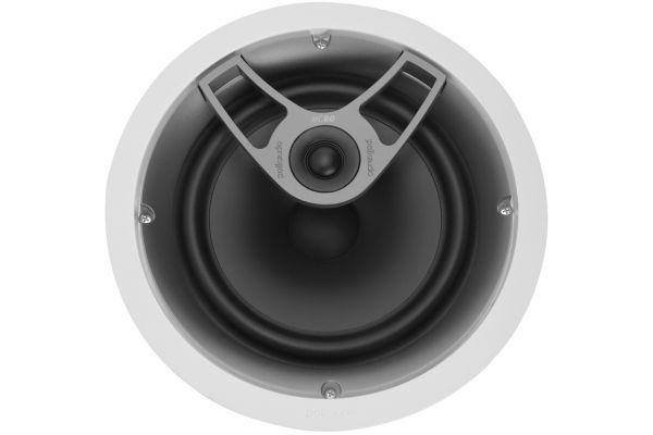 Large image of Polk Audio MC Series Basic White In-Ceiling Speaker (Each) - MC80