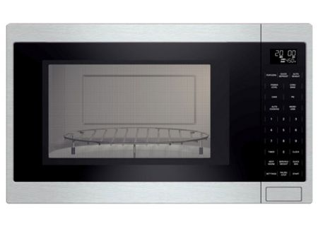 "Thermador Professional Series 24"" Stainless Steel Built-In Microwave Oven - MCES"