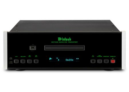 McIntosh Black 2-Channel SACD/CD Player - MCT500