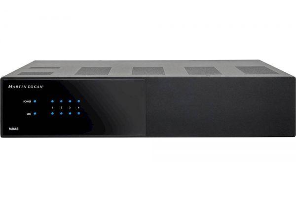 Large image of MartinLogan 8 Channels Black Amplifier - MDA8D