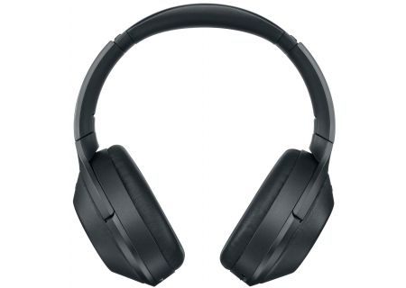 Sony Black Over-Ear Wireless Noise Cancelling  Headphones  - MDR1000X/B