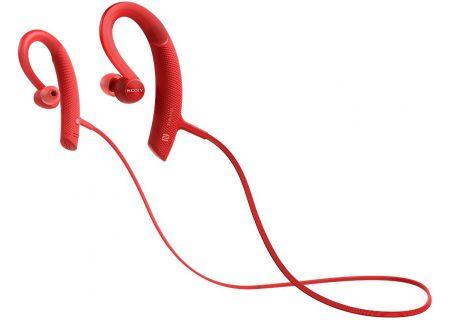 Sony - MDRXB80BS/R - Earbuds & In-Ear Headphones