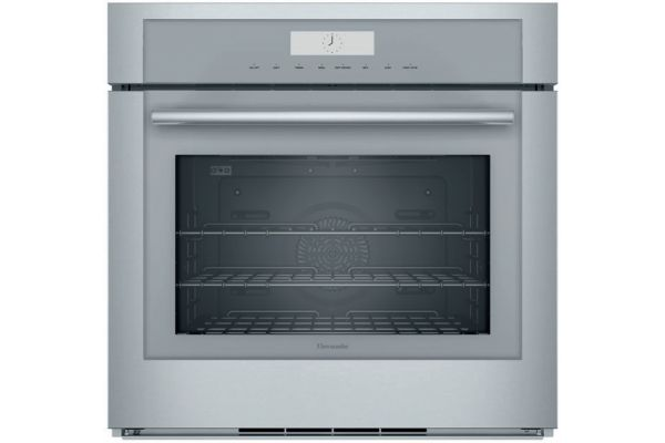 """Large image of Thermador 30"""" Masterpiece Series Stainless Steel Single Built-In Oven - ME301WS"""