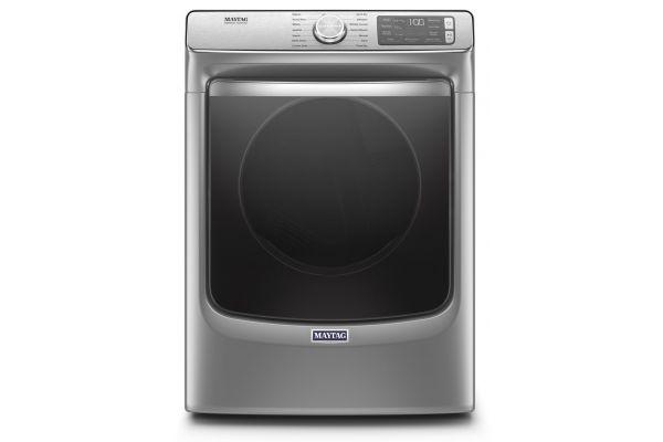 Large image of Maytag 7.3 Cu. Ft. Metallic Slate Electric Dryer - MED8630HC