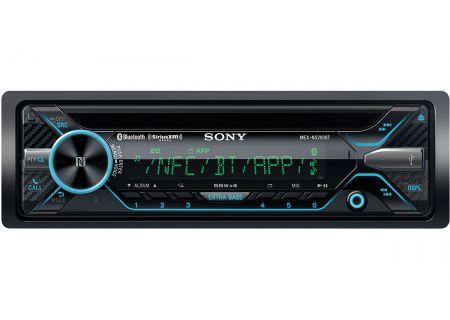 Sony Single DIN CD Receiver With Bluetooth - MEX-N5200BT