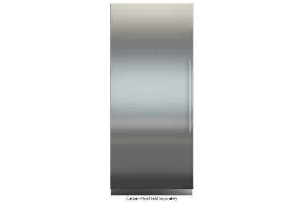 "Large image of Liebherr Monolith 36"" Panel Ready Built-In Freezer With NoFrost - MF3651"