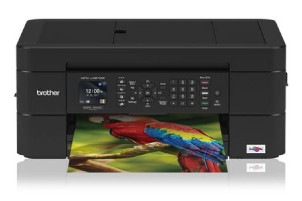 Brother All-In-One Wireless Color Inkjet Printer - MFC-J497DW