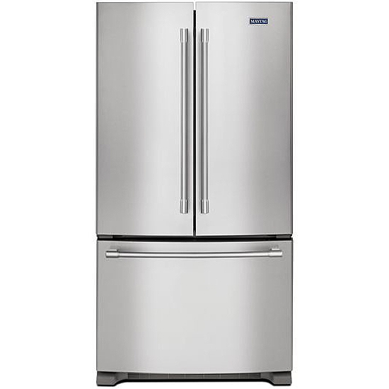 Maytag Stainless French Door Refrigerator Mff2558fez