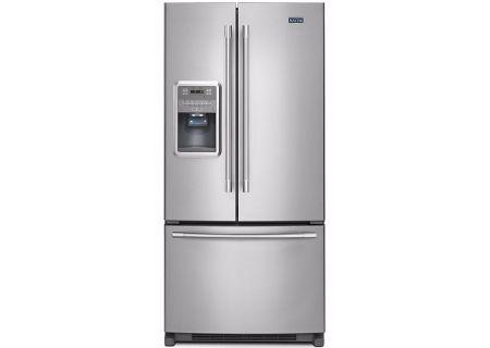 Maytag Stainless Steel French Door Refrigerator - MFI2269FRZ