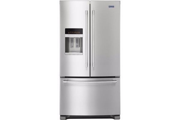 Maytag Stainless Steel French Door Refrigerator - MFI2570FEZ