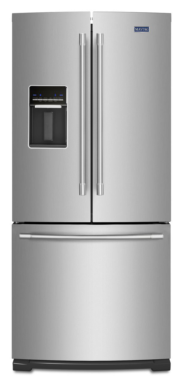 Maytag Stainless French Door Refrigerator Mfw2055frz