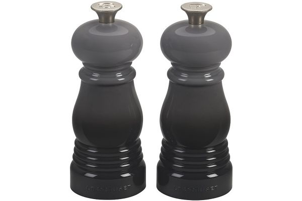 Le Creuset Oyster Petite Salt And Pepper Mill Set - MG510-7F