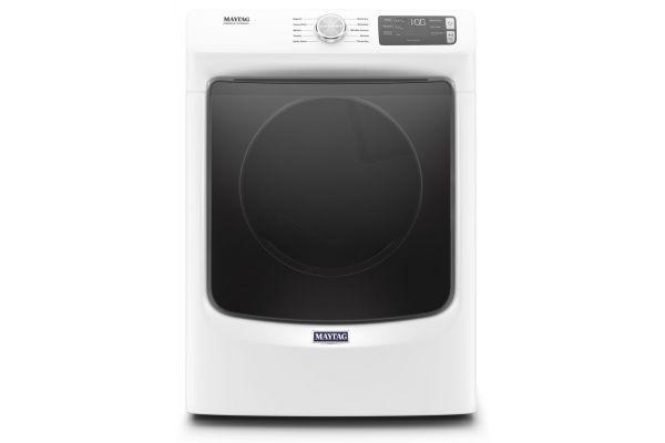 Maytag 7.3 Cu. Ft. White Gas Dryer - MGD5630HW