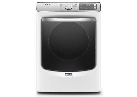 Maytag 7.3 Cu. Ft. White Gas Dryer - MGD8630HW