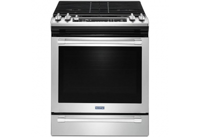 Maytag - MGS8800FZ - Slide-In Gas Ranges