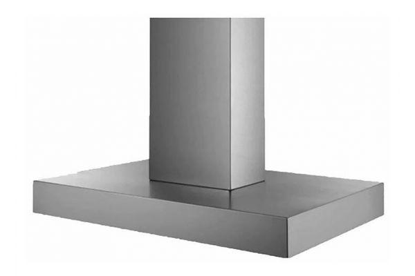 "Large image of BlueStar Designer Series 36"" Stainless Steel Manhattan Wall Hood - MH036MA"