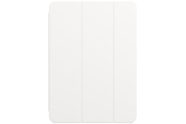 Large image of Apple White Smart Folio for iPad Air (4th Generation) - MH0A3ZM/A