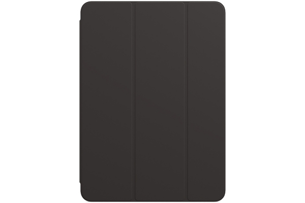 Large image of Apple Black Smart Folio for iPad Air (4th Generation) - MH0D3ZM/A