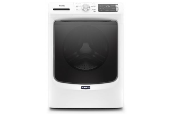 Maytag 4.8 Cu. Ft. White Front Load Washer - MHW6630HW