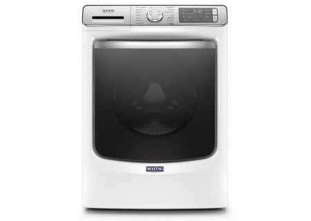 Maytag 5 Cu. Ft. White Front Load Washer - MHW8630HW