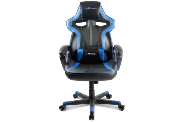 Large image of Arozzi Blue Milano Gaming Chair - MILANO-BL