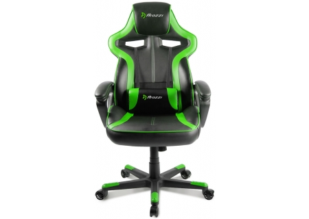 Arozzi Green Milano Gaming Chair - MILANO-GN