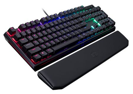 Cooler Master Gaming Keyboard (Red Switch) - MK-750-GKCR1-US