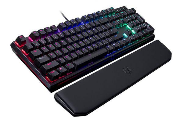 Cooler Master Gaming Keyboard (Red Switch) - MK-750-GKCR1-US