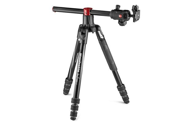 Large image of Manfrotto Befree GT XPRO Aluminium Tripod - MKBFRA4GTXP-BUS & PRO1445