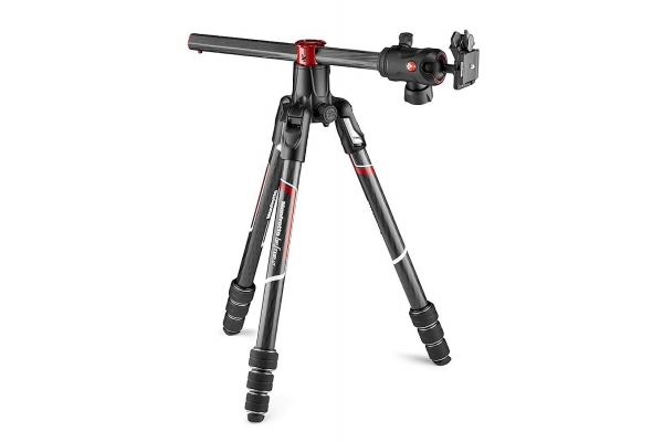 Large image of Manfrotto Befree GT XPRO Carbon Tripod - MKBFRC4GTXP-BUS & PRO1535