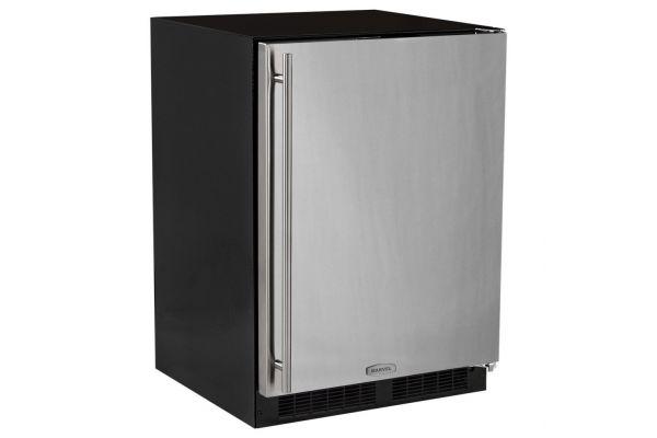 "Large image of Marvel 24"" Panel Ready Compact Freezer  - ML24FAP2RP"