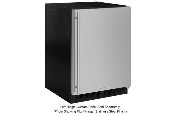 "Large image of Marvel 24"" Panel Ready Refrigerator Freezer - ML24RIP5LP"