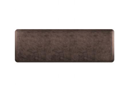 WellnessMats Linen Collection 6x2 Antique Dark Mat - ML62WMRDB