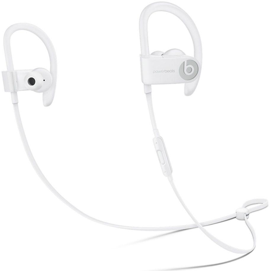 f7643b2242a Beats By Dr. Dre Powerbeats3 White In-Ear Wireless Headphones - ML8W2LL/A