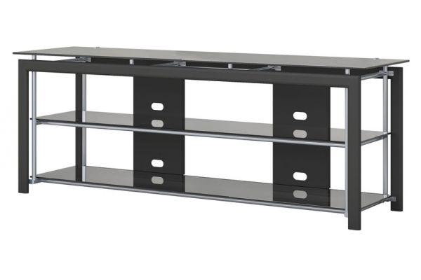 "Bush Furniture Midnight Mist 65"" TV Stand - MMV165BL-03"