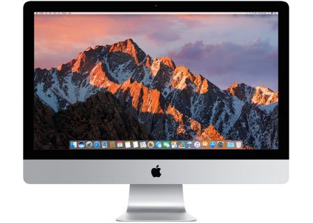 "Apple 27"" iMac 3.4GHz Intel Quad-Core i5 Retina 5K Desktop Computer - Z0TP002RQ"