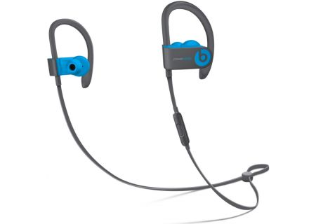 Beats By Dr. Dre Powerbeats3 Blue In-Ear Wireless  Headphones - MNLX2LL/A