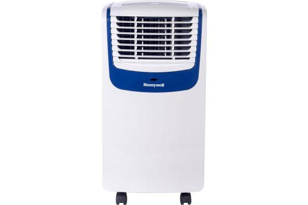 Honeywell 8,000 BTU 115 V White And Blue Portable Air Conditioner - MO08CESWB