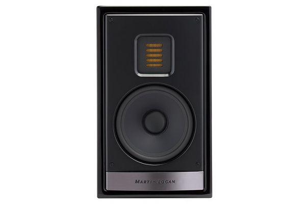 Large image of MartinLogan Motion 15i Gloss Black Bookshelf Speaker (Each) - MO15IGB